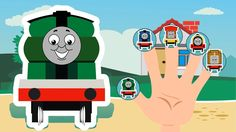 """Peppa Pig Thomas and Friends Finger Family \ Nursery Rhymes Lyrics and More """"Peppa. Finger Family, Family Guy, Rhymes Lyrics, Nursery Rhymes, Poems, Photo And Video, Friends, Music, Youtube"""