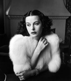 HEDY http://thehairpin.com/2013/08/scandals-of-classic-hollywood-the-ecstasy-of-hedy-lamarr/