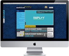 PrePlay - Metricon Stadium - TUSK Agency