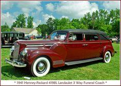 1941 Henney Packard
