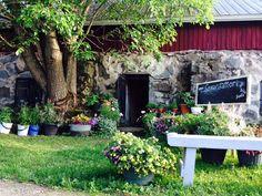 Juhanalan kartanon taimimyylän ja tilausravintola