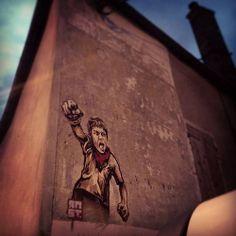 RNST street-art