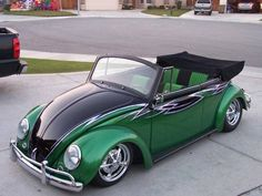 HOT BUG , cool but should be a hard top !