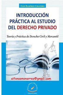 LIBROS EN DERECHO: INTRODUCCIÓN PRÁCTICA AL ESTUDIO DEL DERECHO PRIVA...