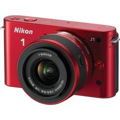 Nikon 1 J1 Mirrorless Digital Camera with 10-30mm VR Zoom Lens - The mirrorless design allows the camera to be extra-small and lightweight, while still retaining all of the best qualities of a mirrored model.