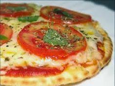 Receitas Rápidas e Fáceis: RECEITA DE PIZZA DE FRIGIDEIRA
