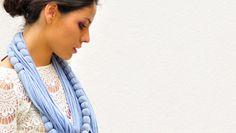 sky color distinctive Scarves 2014 for girls