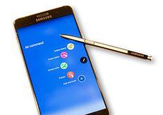 Review preliminar do Galaxy S6 Edge+: O S6 Edge esticou! - Aparelhos Android em teste - AndroidPIT