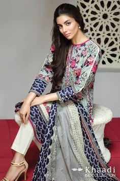 Khaddi Eid Stylish Chill Arrivals 2016