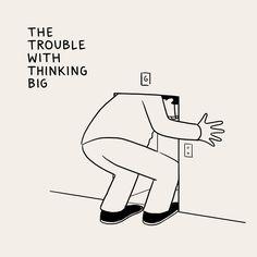 Designer of The Week — Matt Blease, an illustrator based in London. via The Design Blog