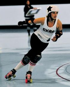Roller Derby Training for Fatties: Cross-Overs