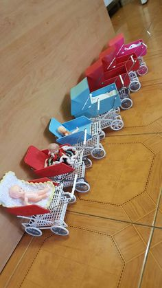 Prams And Pushchairs, Retro 2, Dolls Prams, Tin Toys, Miniature Dolls, Czech Republic, Vintage Toys, Miniatures, My Love