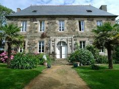 Residential property for sale in Lannion, France : Large 4-bed renovated house, 5,000m² garden, 5kms to sea, pretty countryside