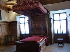 Vigo di Ton - stanza del Principe Vescovo
