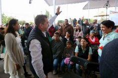 Tequisquiapan, Querétaro, 26 de noviembre 2016.- El Diputado Federal, Hugo Cabrera, rindió su Primer Informe de Labores 2105- 2016, frente...