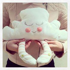 #cloud #kids #cushion #doll