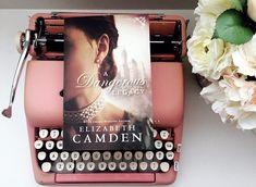 Review: A Dangerous Legacy by Elizabeth Camden