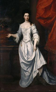 Margaret Cecil, Countess of Ranelagh, Godfrey Kneller, 1691