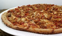 Meat Lover's Pizza - only 5 Weight Watchers Points+ per slice!