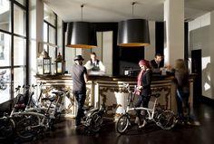 Hotel Pulitzer - Barcelona, Spain