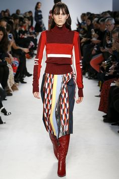 Emilio Pucci Fall 2016 Ready-to-Wear Fashion Show - Lily Stewart