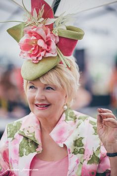 Milliner trends and inspiration from Australia #millinery #judithm #hats