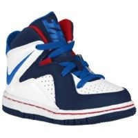 Nike Court Invader - Boys' Toddler - Navy / White
