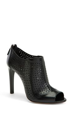 Prada Open Toe Bootie (Women) available at #Nordstrom