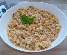 Rezept megaleckerer Nudelsalat von Mia.Stella - Rezept der Kategorie Vorspeisen/Salate