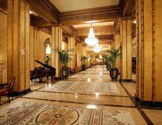The Roosevelt New Orleans, a Waldorf Astoria - shuttered since Katrina