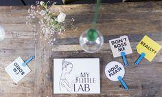 My Little Lab, salle de réunion créative chez My Little Paris !
