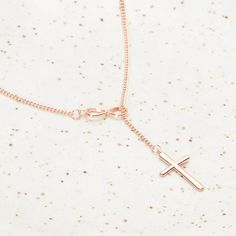 Christmas Gift Necklace: Xmas Gift, Holiday Gift, Gift Idea for Her, Women, Girls, Family, Friends, Wife, Daughter, Mom, Aunt, Grandma, Infinity Cross– Dear Ava Christmas Gifts For Teen Girls, Birthday Gifts For Girls, Birthday List, Gifts For Teens, Birthday Ideas, Christmas Ideas, Simple Jewelry, Cute Jewelry, Jewelry Gifts