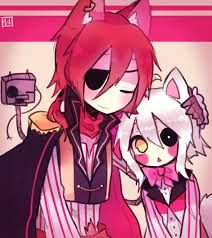 foxy x mangle - Five night's at Freddy's