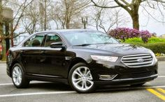 2014 Ford Taurus SHO Review