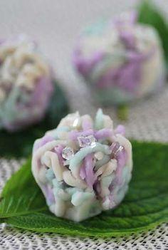 紫陽花 Ajisai - Hydrangea