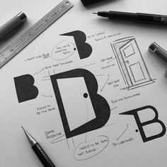 This post will be for designers and for those who want to master this skill for logo design and branding Graphisches Design, Design Logo, Identity Design, Brand Identity, Logo Inspiration, Creative Logo, Logo Branding, Logo Sketches, Logo Concept