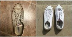 How To Clean Your Shoes Using Household Ingredients