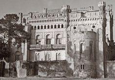 es zaragoza: Nuevas imágenes del Castillo Palomar de Zaragoza