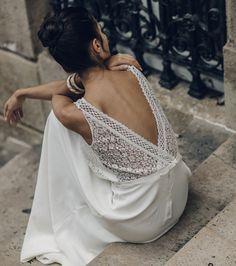 Photo extraite de Robe de mariée 2016 : dentelle, courte, princesse, les tendances de l'année (35 photos)
