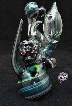 #heady #art #glass #rare #dab #oil   Shoppurplehaze.com