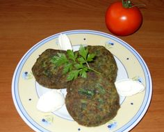 Spinach patties recipe | Serbian CookBook