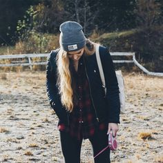 🍂🍃 with 🐕 | OOTD, fall, casual