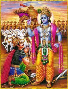 Bhagavad Gita Chapter 3 Verse 13 - TemplePurohit.com  yajña-śistāśinah santo mucyante sarva-kilbisaih bhuñjate te tv agham pāpā ye pacanty ātma-kāranāt  Word Meanings: yajña-śista  of food taken after performance of yajña; aśinah  eaters; santah  the devotees; mucyante  get relief; sarva  all kinds of; kilbisaih  from sins; bhuñjate  enjoy; te  they; tu  but; agham  grievous sins; pāpāh  sinners; ye  who; pacanti  prepare food; ātma-kāranāt  for sense enjoyment.  Explanation: Those who enjoy…