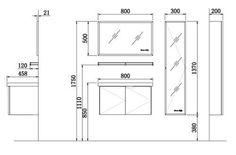 bathroom dimensions in meters - Google Search
