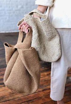 Crochet Bowl, Knit Crochet, Diaper Bag Backpack, Tote Bag, Diaper Bags, Buy Backpack, Clutch Bag, Japanese Knot Bag, Paper Bowls