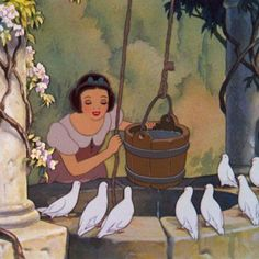 ♫ Make a wish into the well, thats all you have to do. And if you hear it echoing, your wish will soon come true. ♫