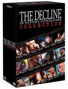 Fear & Black Flag & Penelope Spheeris-The Decline Of Western Civilization Collection