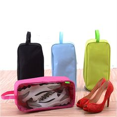 Shoes Travel Storage Bag Waterproof Portable Makeup Organizer Shoe Holder