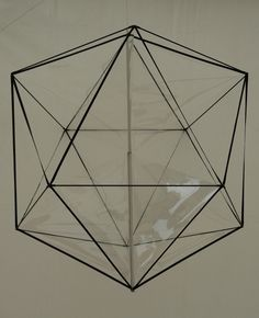 Ton Oostveen | Mathematical Art Galleries - icoasahedron
