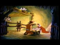 Baby Jesus with His mother, Mary and father, Joseph. Jesus Is Risen, Jesus Loves, Christmas Movies, Winter Christmas, Christmas Videos, Christmas Baby, Christmas Stuff, Jesus Gif, Miracles Of Jesus